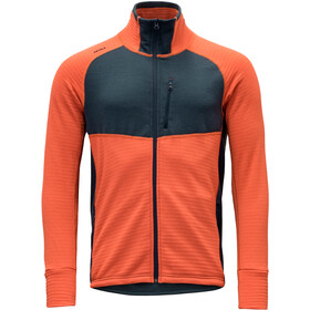 Devold Egga Jacket Herre brick